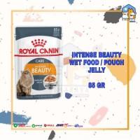 ROYAL CANIN INTENSE BEAUTY 85GR (JELLY)(SACHET)