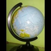 globe - peta dunia diameter 30cm tatakan plastik