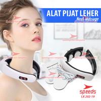 Alat Pijat Leher Neck Massager Alat Terapi Leher SPEEDS 202-19