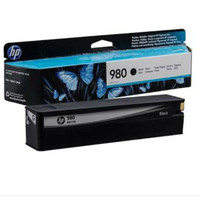 HP 980 Original Ink Catridge D8J10A D8J07A D8J08A Black Cyan Magenta