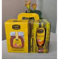 Alshifa Paket 1 Kg plus 250 grm kemasan Kaca