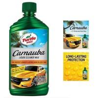 Turtle Wax Carnauba Cleaner Wax Liquid / compound mobil / wax mobil