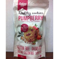 Ladang Lima Pumpberry Cookies Gluten Free 180gr