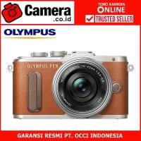 Olympus PEN E-PL8 kit 14-42mm EZ (Brown)