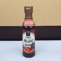 [satuan] CHUNG JUNG ONE Kecap Ikan Canary Sauce 500gr