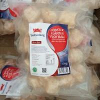 [Frozen Food] SEAFOOD KING Bakso Ikan rasa Lobster 500 gram
