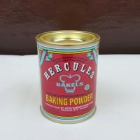 [satuan] HERCULES Baking Powder Double Acting 110 gram (kaleng)