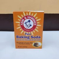 [satuan] ARM HAMMER Baking Soda 454 gram