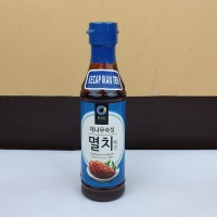 [satuan] CHUNG JUNG ONE Kecap Ikan Teri Anchovy Sauce 500gr