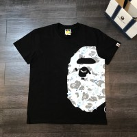 T-SHIRT BAPE SPACE MIRROR 2020 NEW GLOW IN THE DARK PERFECT CLONE 1:1