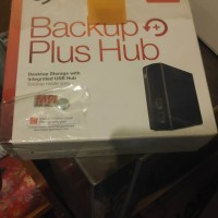 HDD Hardisk Seagate 8TB isi Anime