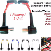 Handle Guard Aksesoris Motor Tipe Robot Bahan Logam Pro Guard