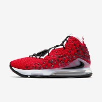 Nike LeBron 17 Uptempo Red