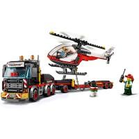 10872 Lego City Great Vehicles Heavy Cargo Transport Playset