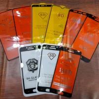 anti gores kaca Tempered Glass Full Lem Iphone X