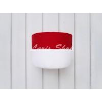Pita Bendera Merah Putih 2 inch ( 5 cm )
