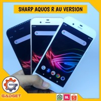 Sharp Aquos R SHV39 RAM 4/64 GB SHV 39 AU Version