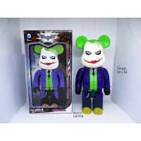 Figure BearBrick BE@RBRICK Joker The Dark Night Series 400%