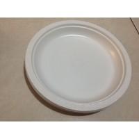Piring plastik diameter 20cm/piring pesta/openhouse