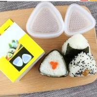 Cetakan Onigiri Sushi Maker Cetakan Nasi Sushi 1219-168