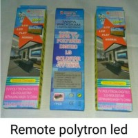 Remot TV Led/Lcd/Tabung Polytron