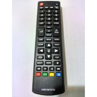 Remote TV Khusus LED/LCD/Tabung Merk LG Tanpa Setting