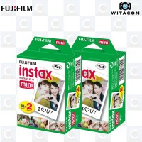 Fujifilm Instax Mini Instant Color Film 2 packs