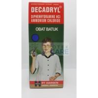 Decadryl Expectorant Syrup 120ml