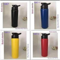 Tumbler Botol Minum Sepeda Custom Laser - 750 ml