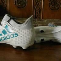 Sepatu Bola Adidas X 16.3 White Not Nike Asics Mizuno Umbro