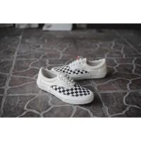 Sepatu Vans Era Craft Podium Checkerboard