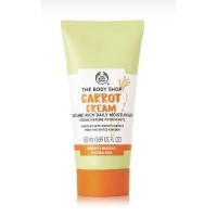 The Body Shop Carrot Daily Moisturiser 50Ml