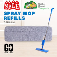 Refill Kain Pel Untuk Spray Mop Ultima Bolde