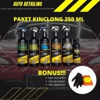 PAKET HEMAT Pengkilap Body Mobil/Perawatan Kendaraan/Wash and Wax
