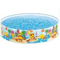 INTEX Kolam Renang Mandi Anak - INTEX Swimming Pool Tanpa Pompa