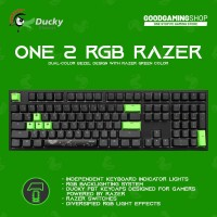 Ducky One 2 Razer Edition - Gaming Keyboard