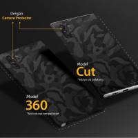 "Skin / Garskin Samsung Galaxy Note20 Ultra(6.9"") Exacoat - Black Camo"