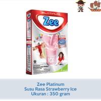 Zee Platinum Strawberry Ice 350 gram