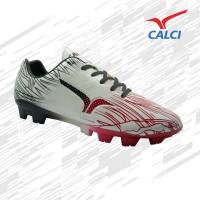 Calci Sepatu Bola Soccer Vicious SC - White