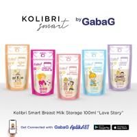GABAG - Kantong ASI Love Story 100 ML