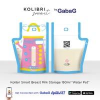 KOLIBRI - Kantong Asi Gabag 150 cc WATER POT