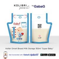 Kolibri - Kantong Asi Gabag 150ML Super Baby By Gabag