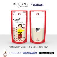 Kolibri - Kantong Asi 180ML BATIK BY GABAG