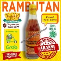 Madu Pramuka alami Rambutan (Rambutan honey) 350 ml