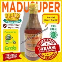 Madu Pramuka Alami Super 350ml (Madu + Pollen + Royal Jelly)