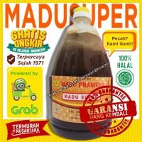 Madu Pramuka Super (Madu + Pollen + Royal Jelly) 2 Liter