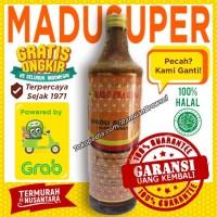 Madu Pramuka Alami Super 650ml (Madu + Pollen + Royal Jelly)