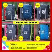 Al Quran Travel Terjemahan Madina Alquran Tajwid QT04 Best Quality