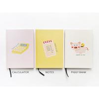 Peekmybook Count on Me Financial Planner / Planner Keuangan