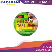 Double Tape busa 3M Pe Foam Tape 24mm x 4M